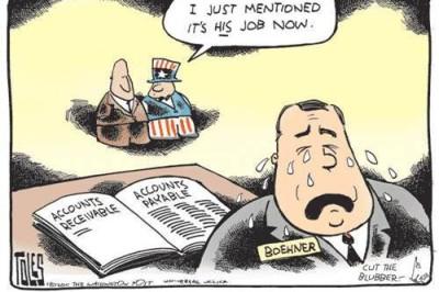 Boehner's Job - med