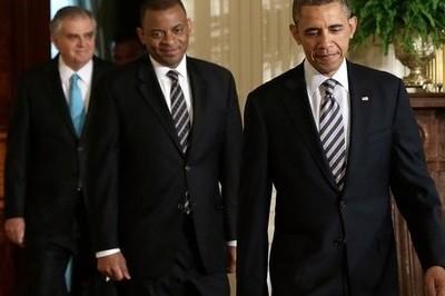 Obama Nominates Charlotte Mayor Anthony Foxx For Transportation Sec'y