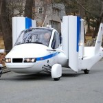 Flying Cars Roar Into Reality