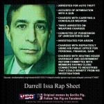 Why Has The Media Ignored Rep. Issa's Alleged Criminal Past