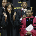 Michelle Obama Delivers Bowie State University Commencement Address (Video)