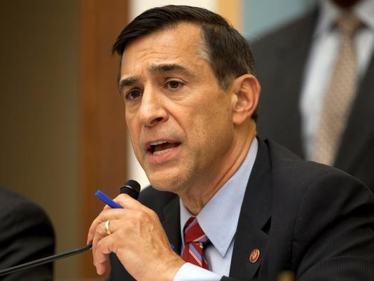 Rep. Darrell Issa, R-Calif., chairs the House Oversight and Government Reform Committee. | (Photo: Carolyn Kaster, AP)
