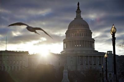 The US Capitol on March 7, 2013. | J. Scott Applewhite, File — AP