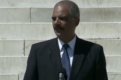 Eric H. Holder Jr., Attorney General Department of Justice - Realize The Dream Rally And March, August 24, 2013