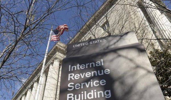 The IRS Building in Washington, D.C. Associated Press
