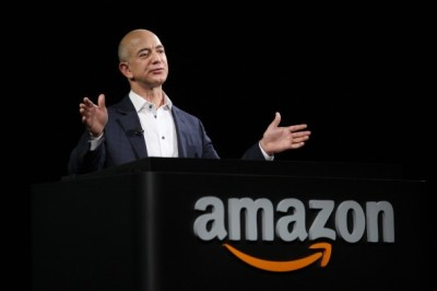 David McNew/Getty Images -  The Washington Post Co. has agreed to sell its flagship newspaper to Amazon.com founder and chief executive Jeff Bezos for $250 million August 5, 2013.