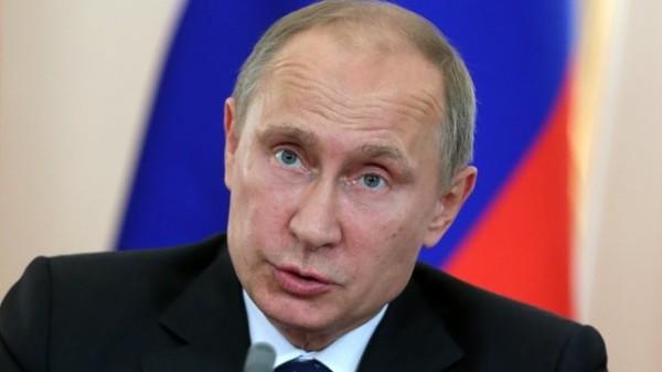 Russian President Vladimir V. Putin