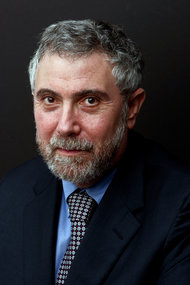Paul Krugman | Fred R. Conrad/The New York Times