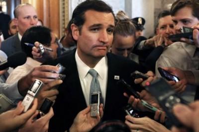 Ted Cruz. (R-TX)    Mark Wilson/Getty Images  Ted Cruz.