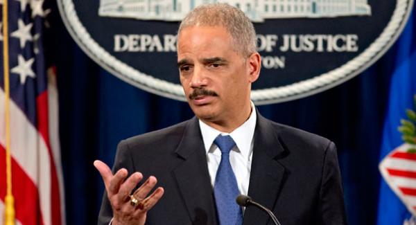 U.S. Attorney General Eric Holder | AP Photo