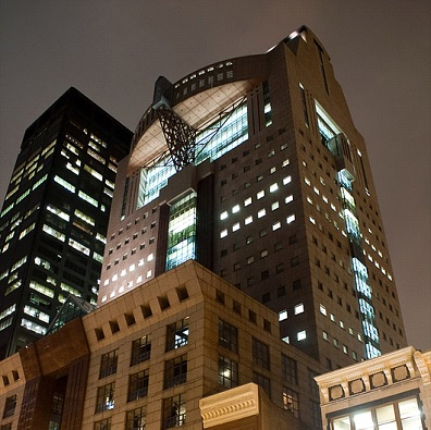 The Humana Building in Louisville, Kentucky |  Photo: Kevin Abbott