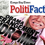 Politifact's Obama Derangement Syndrome Leads To Propaganda Of The Year