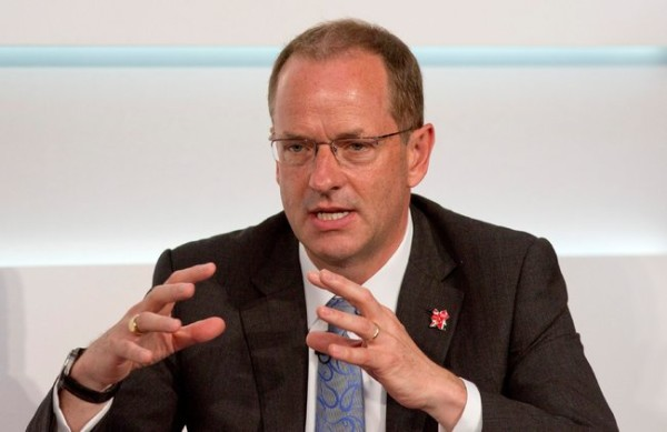 "Andrew Witty, Glaxo's chief executive, said the changes are part of an effort to ""to try and make sure we stay in step with how the world is changing."" 