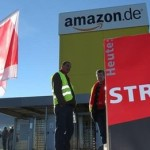 Amazon Hit With Christmas Strike In Germany