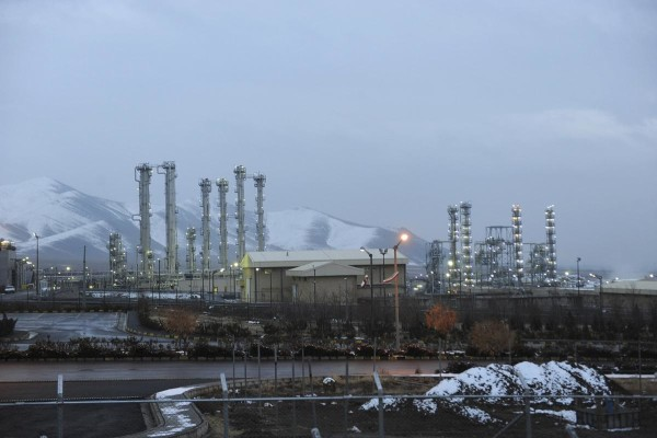 A view of Iran's heavy water nuclear facilities is seen, near the central city of Arak, Saturday, Jan. 15, 2011. |Photo: ISNA,Hamid Foroutan/AP