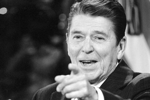 Ronald Reagan | Credit: AP