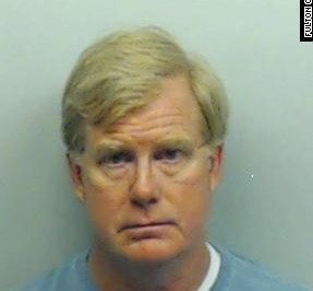 U.S. District Judge Mark Fuller booking photo