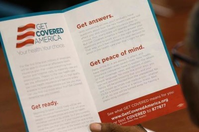 Get Cover the Affordable Care Act booklet
