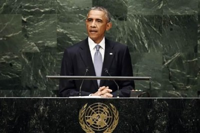 President Obama remarks to the annual gathering of the 2014 United Nations General Assembly