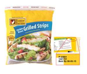 Foster Farms recalls cooked frozen chicken strips for possible Listeria contamination