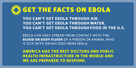 get the fact on Ebola