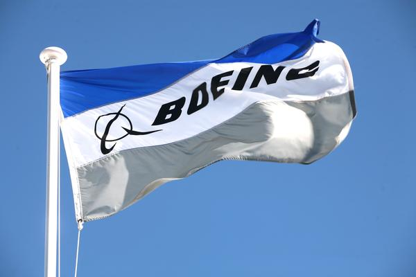 boeing flag