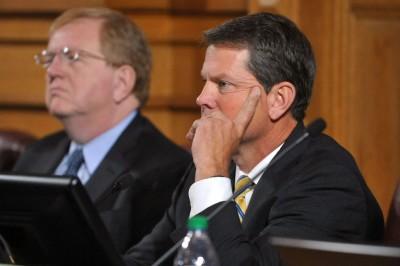 Georgia Secretary of State Brian Kemp