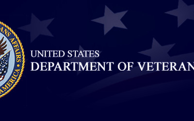 image of us department of veteran affairs logo