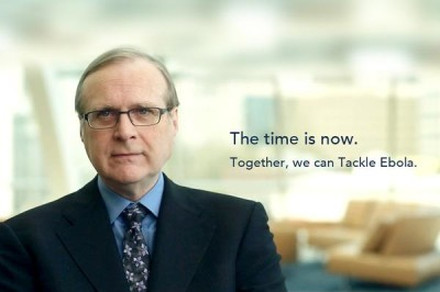 image of paul allen on Paulallen.com