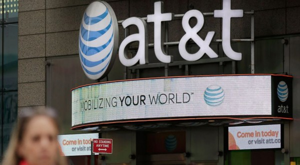 image of at&t store