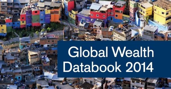 global wealth databook 2014
