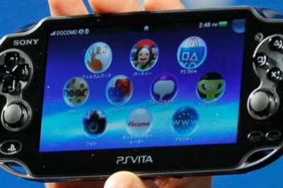 image of Sony PlayStation Vita