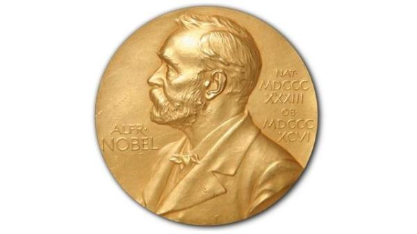 image Bearing Likeness of Alfred Nobel