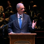 Attorney General Eric Holder at the My Brother's Keeper Communities Challenge Summit Memphis, Tennessee
