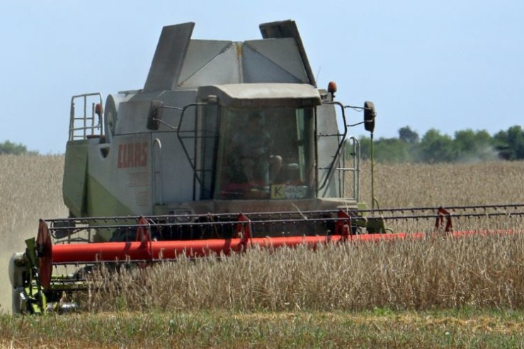 Global investors' growing appetite for farmland in Europe