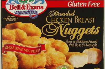 Bell & Evans chicken nugget recall