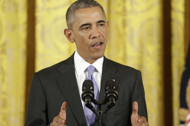 President Obama holds Press Conference on Iran Nuclear Agreement