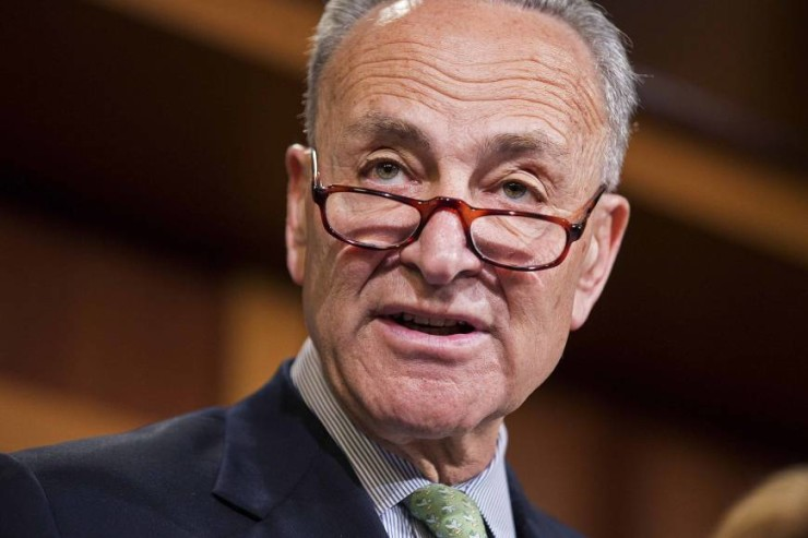 U.S. Sen. Charles E. Schumer said Thursday night he would the oppose the Iran agreement.