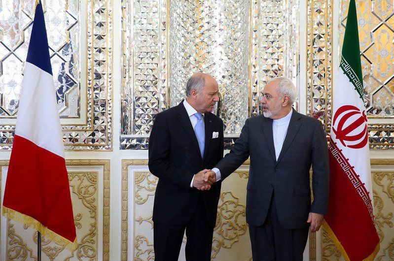 France, Germany and Italy are among EU countries acting as if sanctions have already been lifted, visiting Iran in search of potentially mouth-watering trade and financial deals. | SIPA/Rex Shutterstock