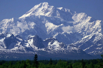 Denali formerly Mt. McKinley