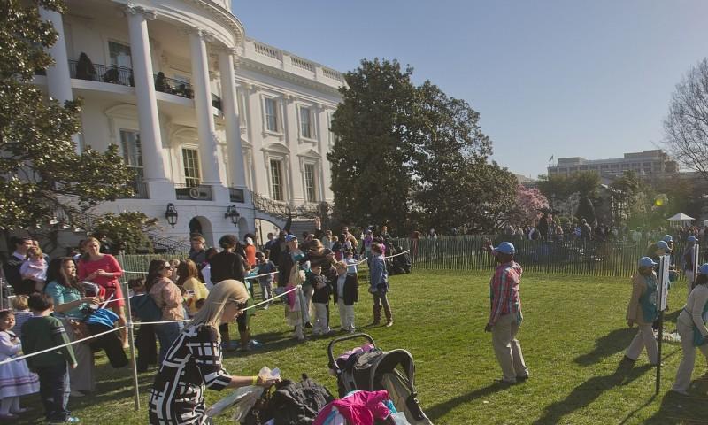 White House Easter egg roll 2015