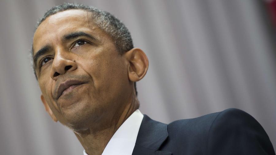 US President Barack Obama   Photo: AFP