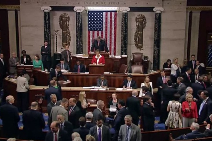The U.S. House of Representatives defeates a resolution backing the Iran nuclear agreement, in a symbolic vote engineered by congressional Republicans who object to the deal.