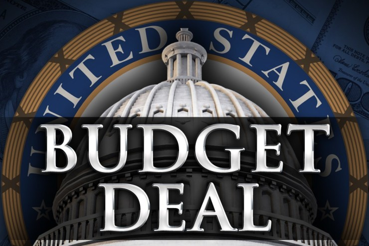 Congress passes 2 year budget.