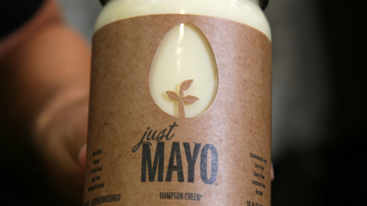 image of Just Mayo